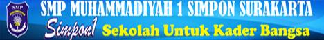 SMP MUHAMMADIYAH 1 SIMPON SURAKARTA