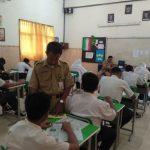 263 Siswa SMP Muhammadiyah 1 Simpon Ikuti Ujian Sekolah