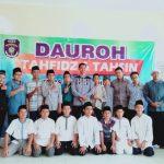 MBS Hamka SMP Muhammadiyah 1 Simpon Solo Adakan Daurah Al Quran