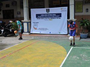 juara 1 lomba juggling